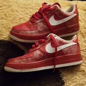 Nike  Air Force 1 Low Shoes Sneakers 350693-611 Si